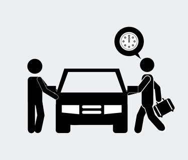 un chauffeur professionnel est disponible pour vous à toute heure à tarifs préférentiels