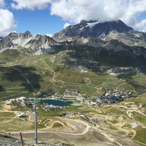 Tignes, 25 mins drive & cram packed with additional outdoor activities for days away from the piste