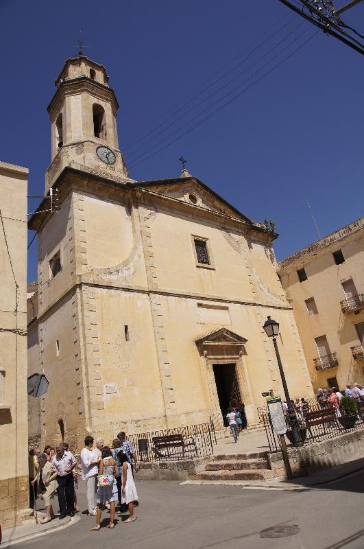 Iglesia de Vilabella.