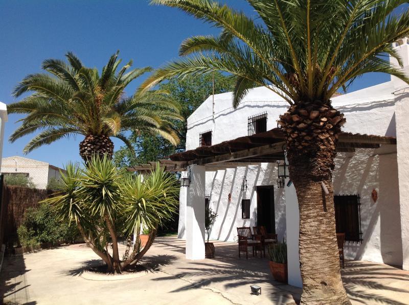 Casa Ajonoz - a 200 anos de idade cortijo espanhol.