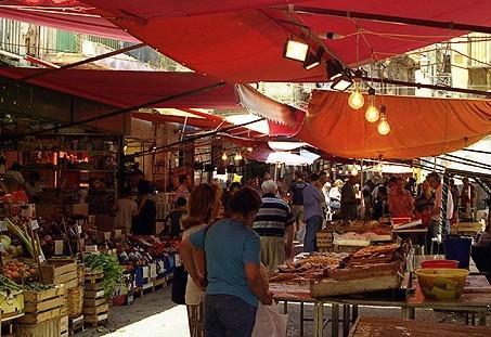 Historycal market Il Capo