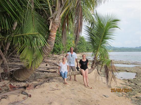 Caribbean Paradise  Beach House, holiday rental in Hone Creek
