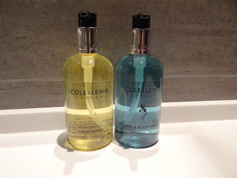 hand and hair/body wash (free from parabens, TEA, MEA, SLS, SLES and propylene glycol)