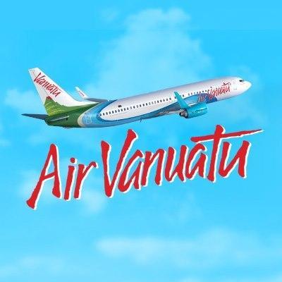 Aire Vanuatu volar directo desde Brisbane a Santo diario semanal y de Port Vila