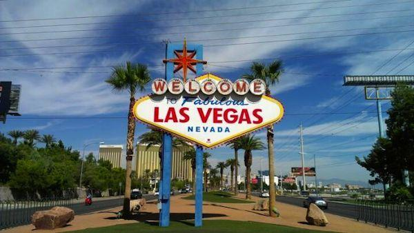 Welcome to Vegas!