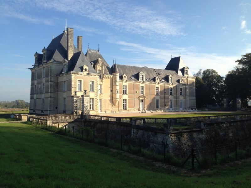 Château de Jalesnes 'Les Bonnes Soeurs', location de vacances à Saumur
