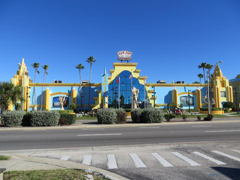 World famous Ron Jon Surf Shop is just 3 miles from the property