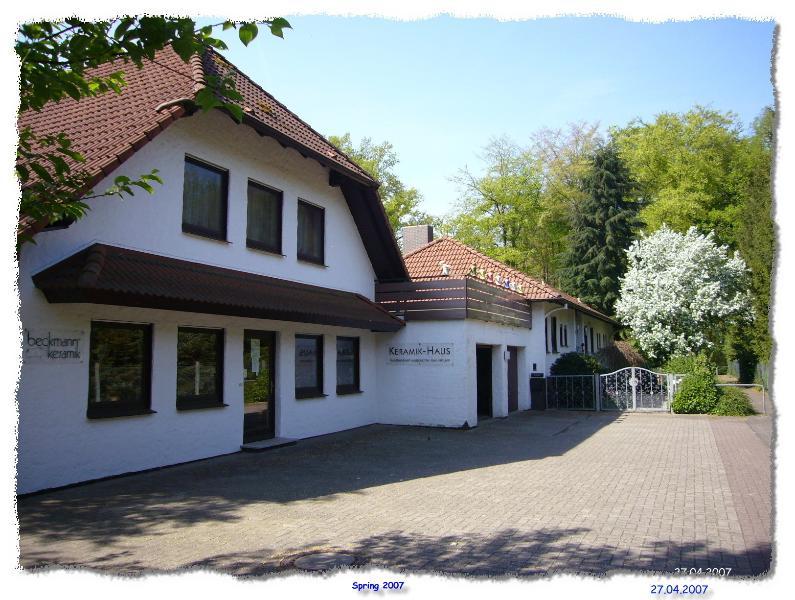 Ferienwohnung für bis 6 Personen im Keramik-Haus