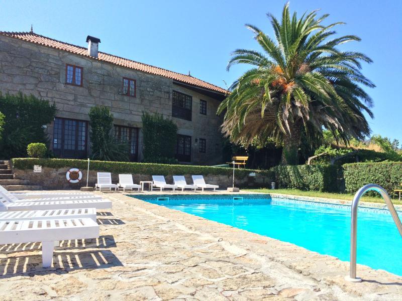 Quinta Stº António - Palheiro B (Monção-Portugal), aluguéis de temporada em Crecente