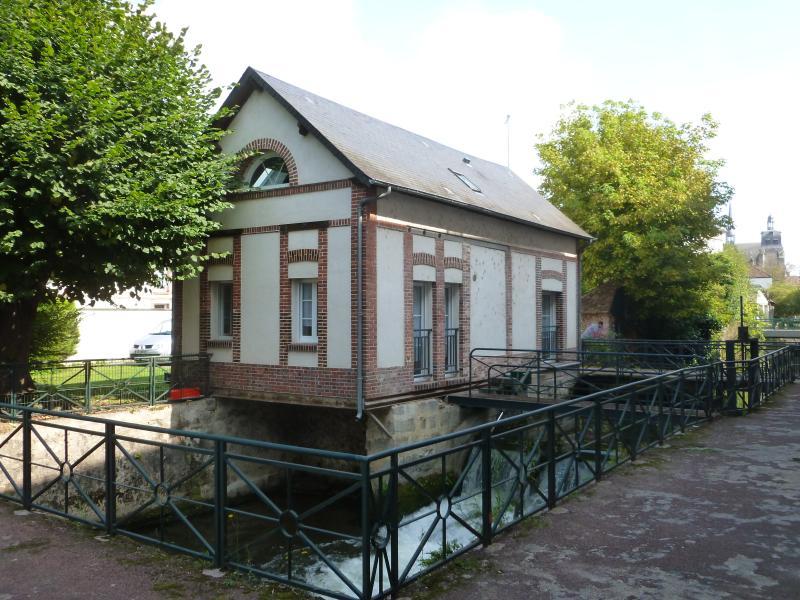 Gîte l'Atelier du moulin, location de vacances à Saint-Lubin-de-la-Haye