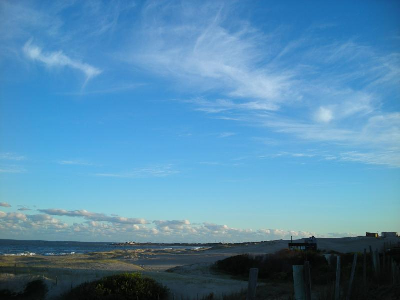 A view from La Amistad Cottages in a lazy and beautyfull afternoon
