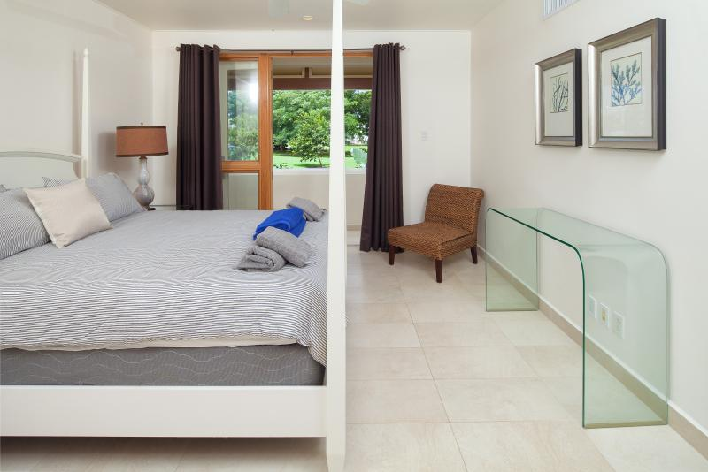 The third double bedroom on the Ground Floor...
