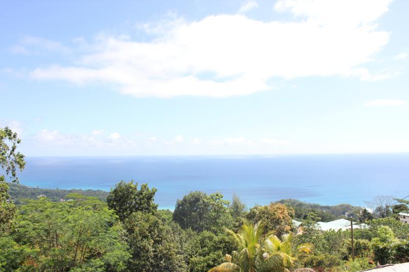 Vista desde el balcón 2