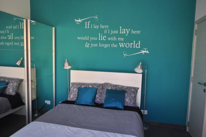 Gozo Marsalforn brand new designer penthouse, holiday rental in Marsalforn