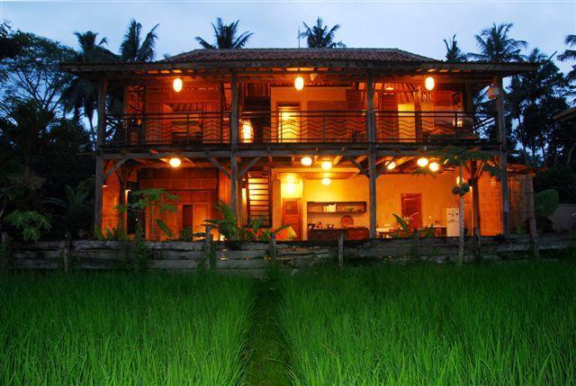 Tranquil & Beautiful Large Family Villa near Ubud, vacation rental in Abiansemal