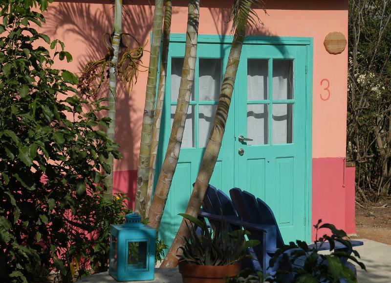 Entrance apartment 3
