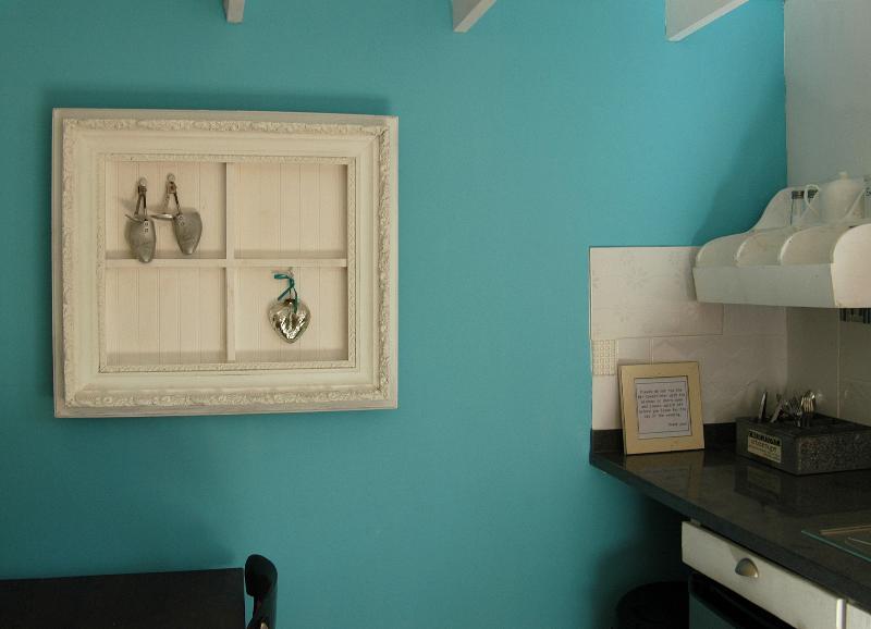 Decoration in apartment 3