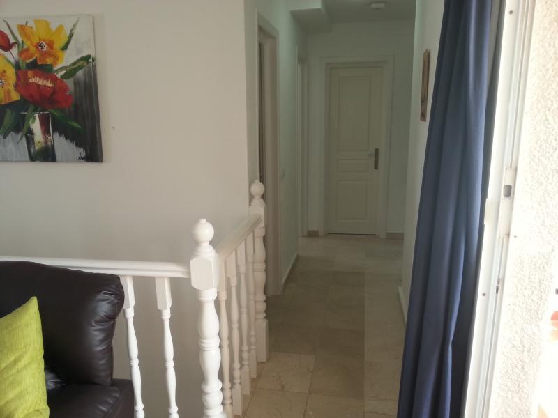 Corridor to Main Bedroom