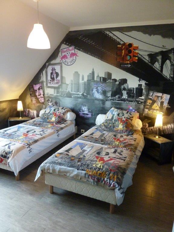 Dormitorio 3: habitación doble.