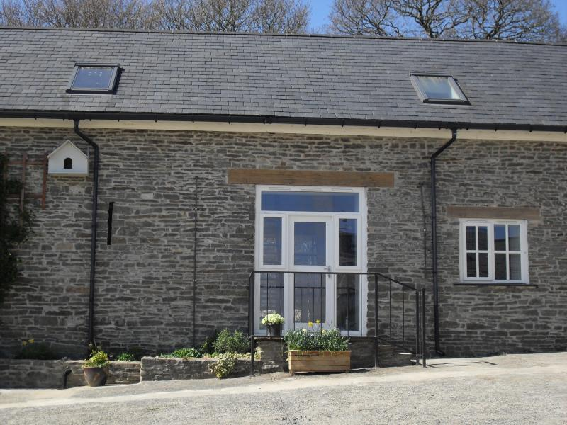 The Coach House, Lluest Cottages, aluguéis de temporada em Llanon