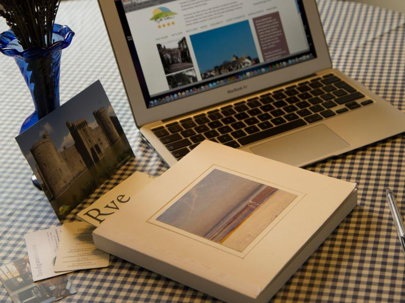 Our Guest Books full of restaurant advice and where to go in the area