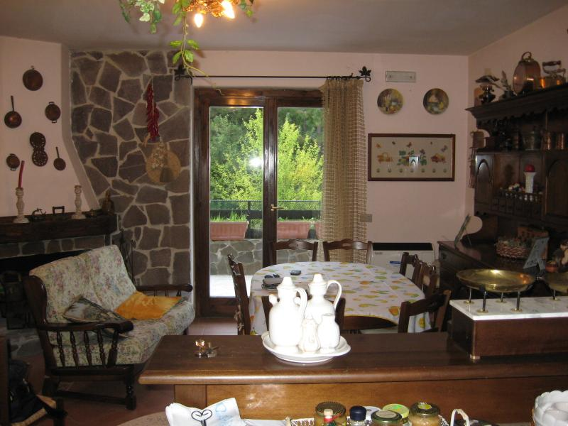 Residence Le Tre Rose Montagna, vacation rental in San Giovanni in Fiore