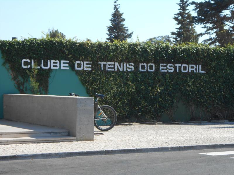 Estoril Tennis Club 8 minutes en voiture de l'appartement