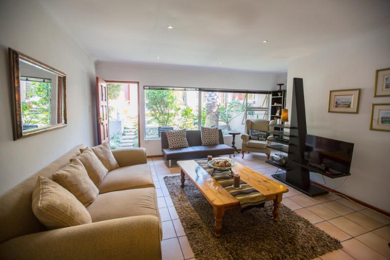 Lounge en uitgaansgebied