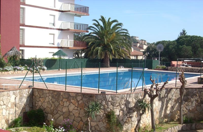 Apartamento con piscina, Ferienwohnung in Tossa de Mar