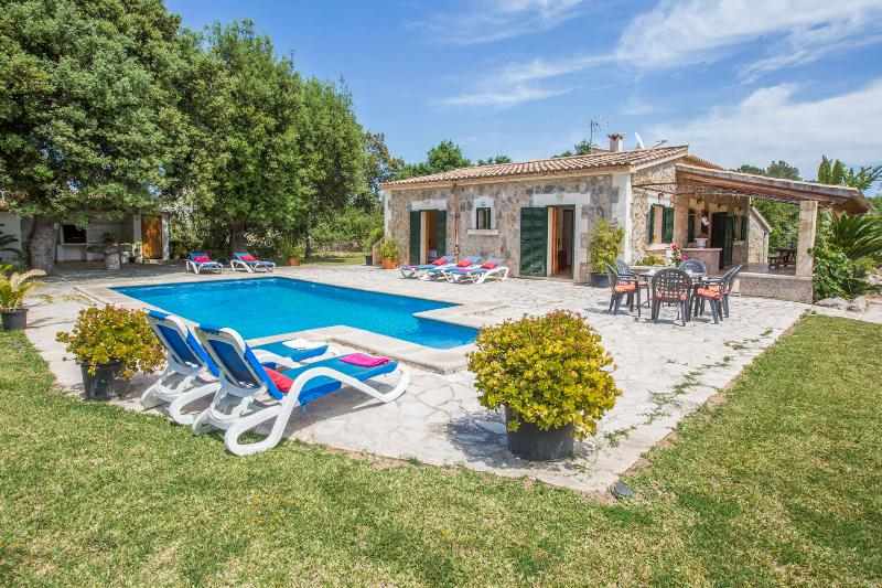 CAN TORRES (CAN TORRES NOU) - Villa for 6 people in Pollensa, vacation rental in Formentor