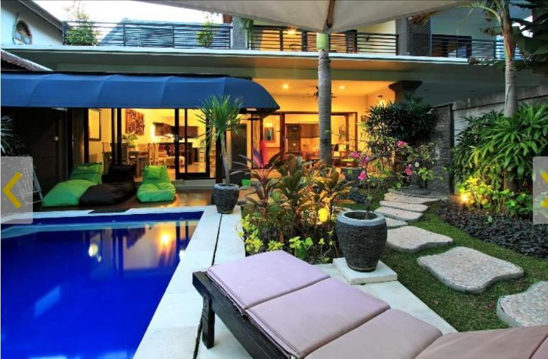 Newly modernised 2bed villa,private complex,Legian, vacation rental in Legian