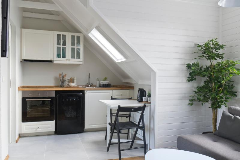Cozy loft style living, vacation rental in Seltjarnarnes