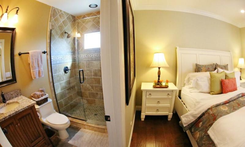 Cal-King Master Bedroom and Bathroom #1