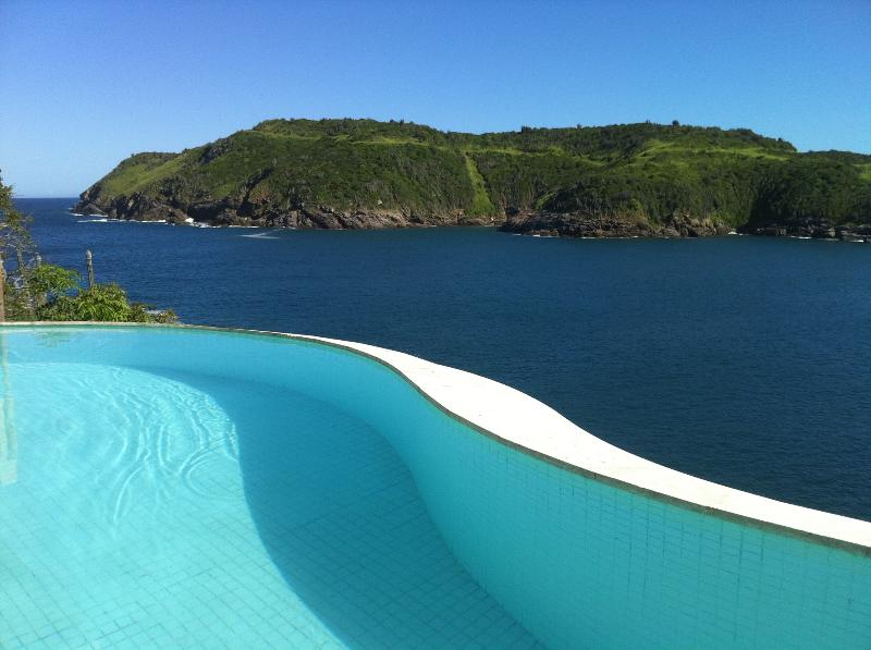 Luxury Beach Front Villa, alquiler vacacional en Búzios