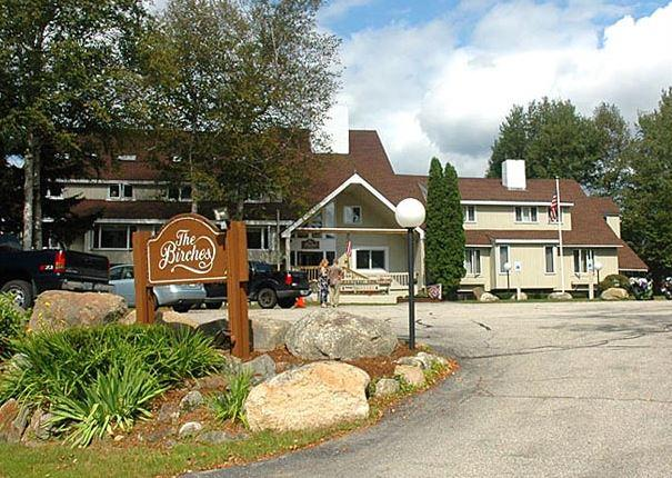 The building is also called The Birches. The Inns of Waterville Valley Resort.
