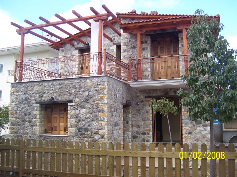 Temeni-villa, aluguéis de temporada em Rododafni