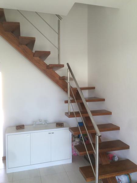 Access stairs to room apartment Imbassai P/Sea Season N17