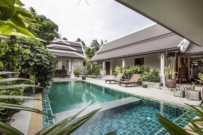 Villa Samui  -  mid-size luxury villa