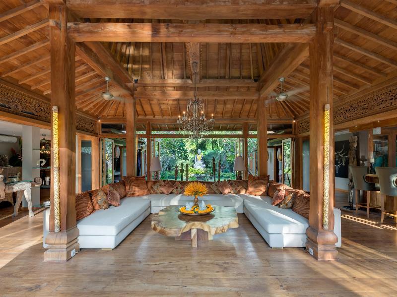 Villa Shambala - Surface habitable