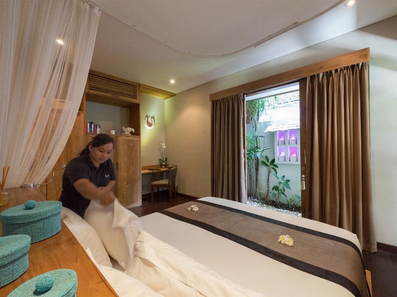 Villa Shambala - Chambre aile des clients
