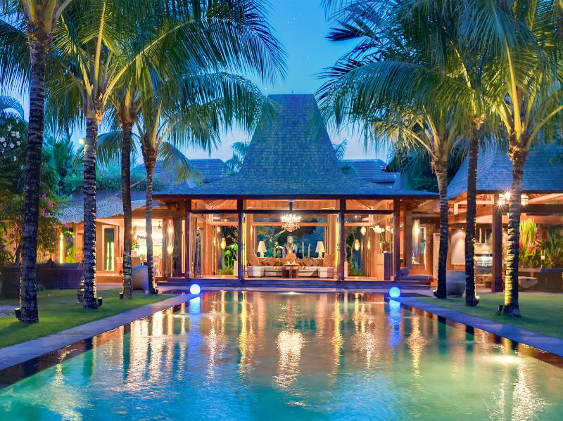 Villa Shambala - Villa de nuit