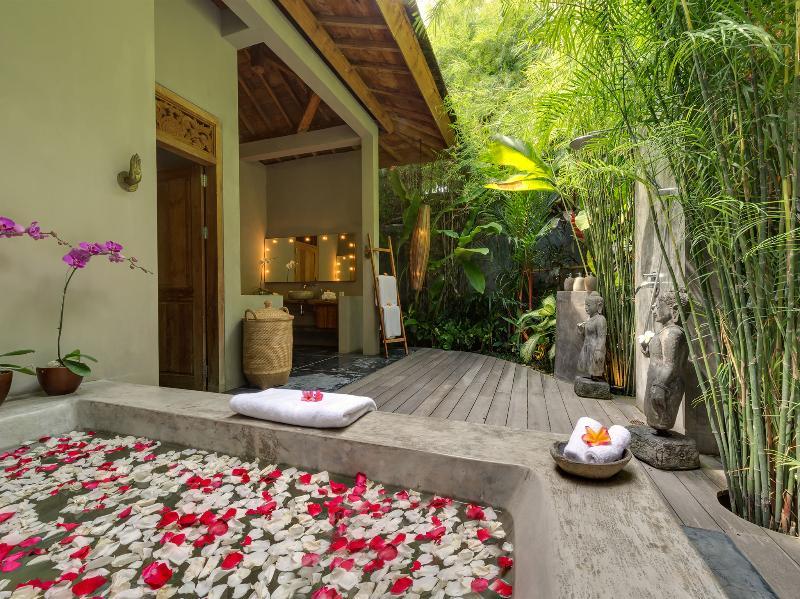 Villa Shambala - Salle de bain extérieure