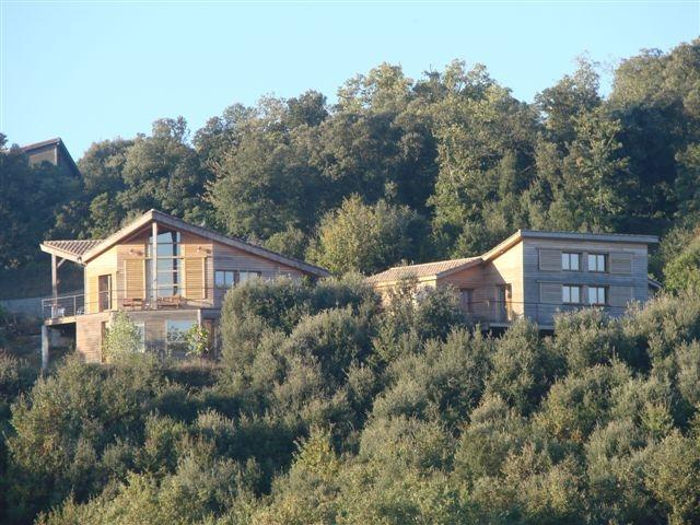 Gîte écologique prés de Carcassonne (Aude), holiday rental in Saint Martin de Villereglan