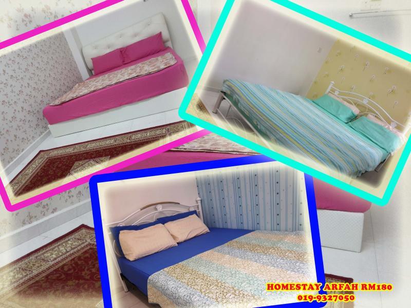 Homestay Arfah BBU, vacation rental in Yong Peng