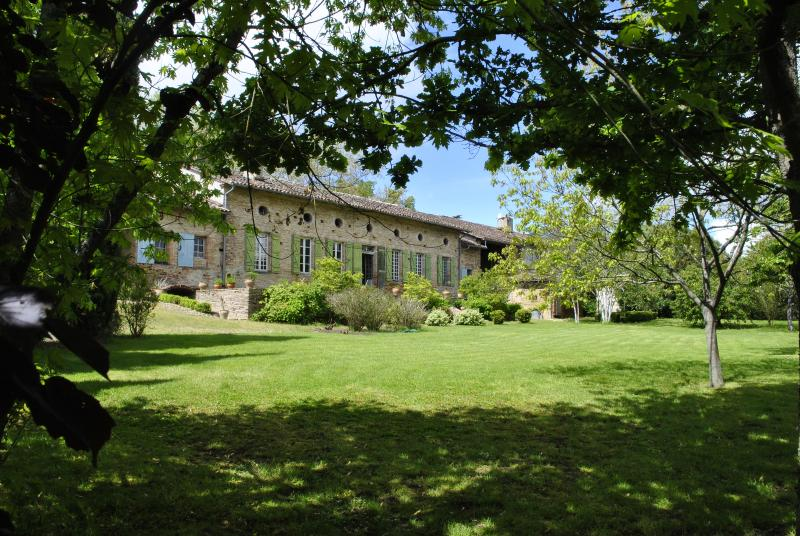 Maison d'hôtes - La Clé des Champs, holiday rental in Drudas