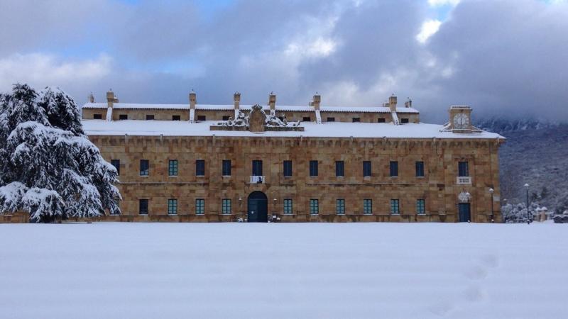 ficuzza, coberto de neve
