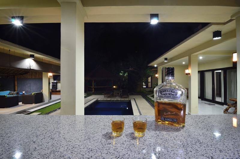 Santai Villas, vacation rental in Lombok