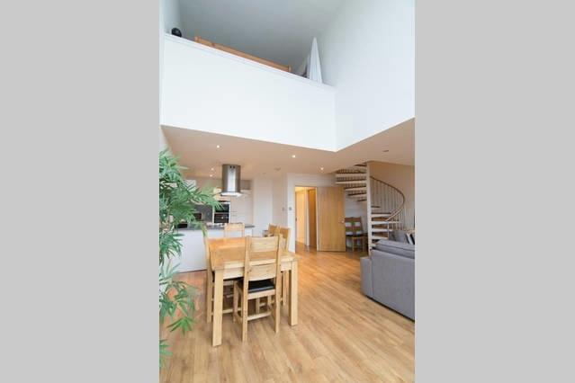 The apartment has a fabulous layout and design