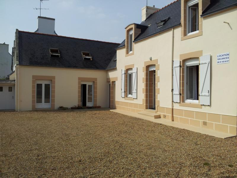CHEZ AGATH, holiday rental in Treffiagat