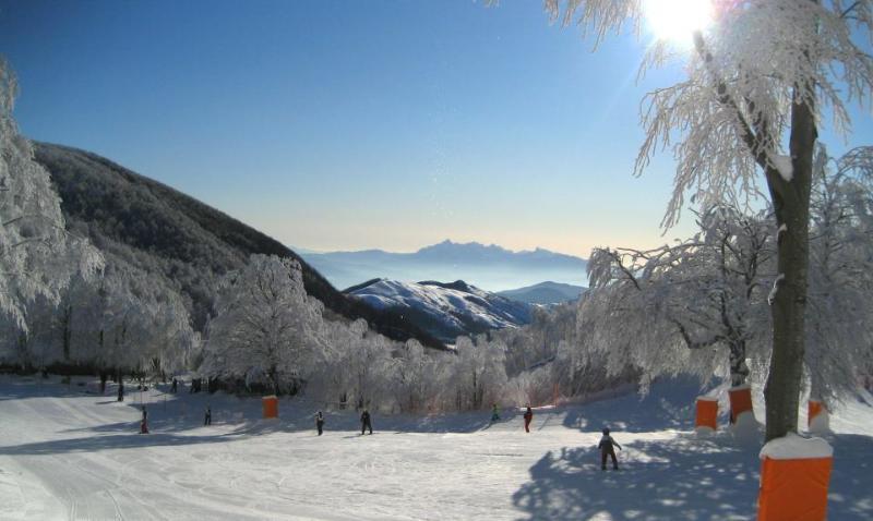 Winter-time Zum Zeri - Passo dei Due Santi